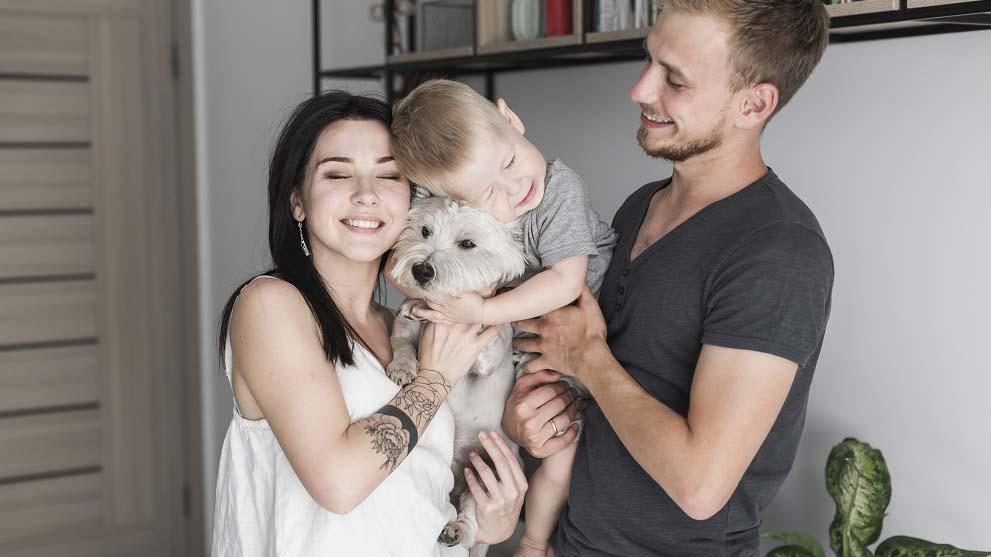 razas de perro para ninos - Perros para niños ideales para convivir en familia